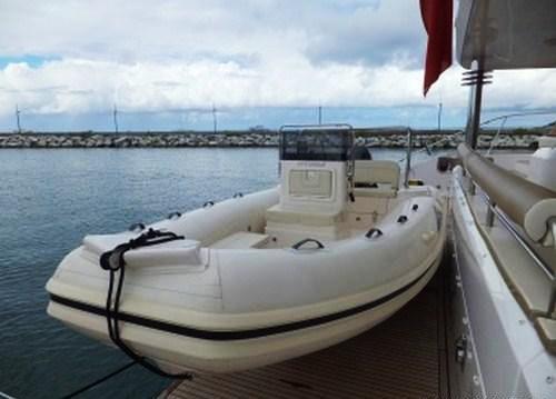 Yacht CATTITUDE -  Tender