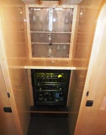 Yacht CATTITUDE -  Wine Cooler