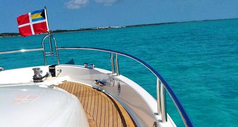 Yacht CRISTOBAL -  Bow
