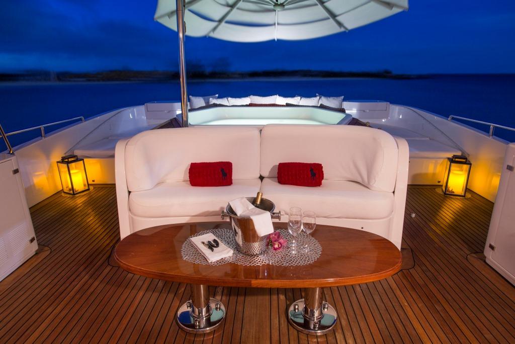 Yacht Camarina Royale -  Sundec Seating