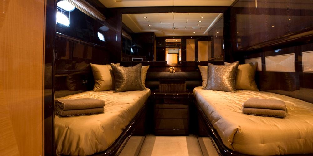 Yacht DELHIA -  Twin Cabin