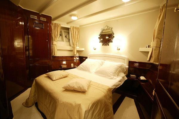 Yacht DP MONITOR - VIP Cabin