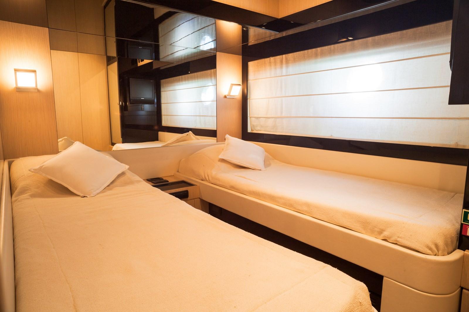 Yacht Dolce Mia - Twin Cabin 2