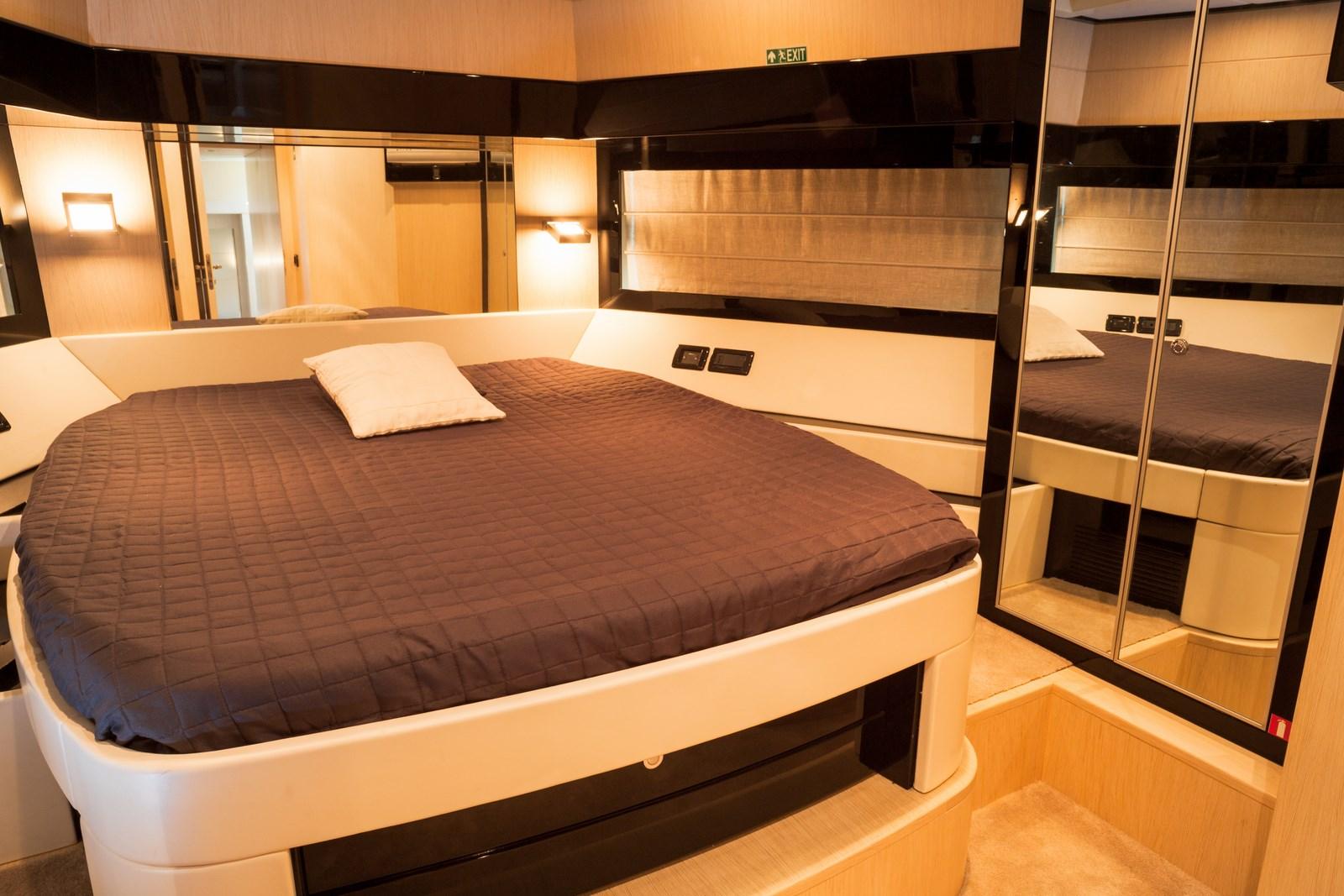 Yacht Dolce Mia - VIP Cabin