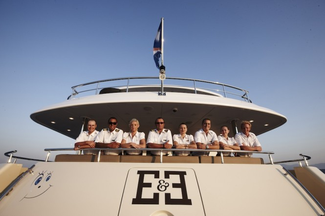 Yacht E&E Charter Crew