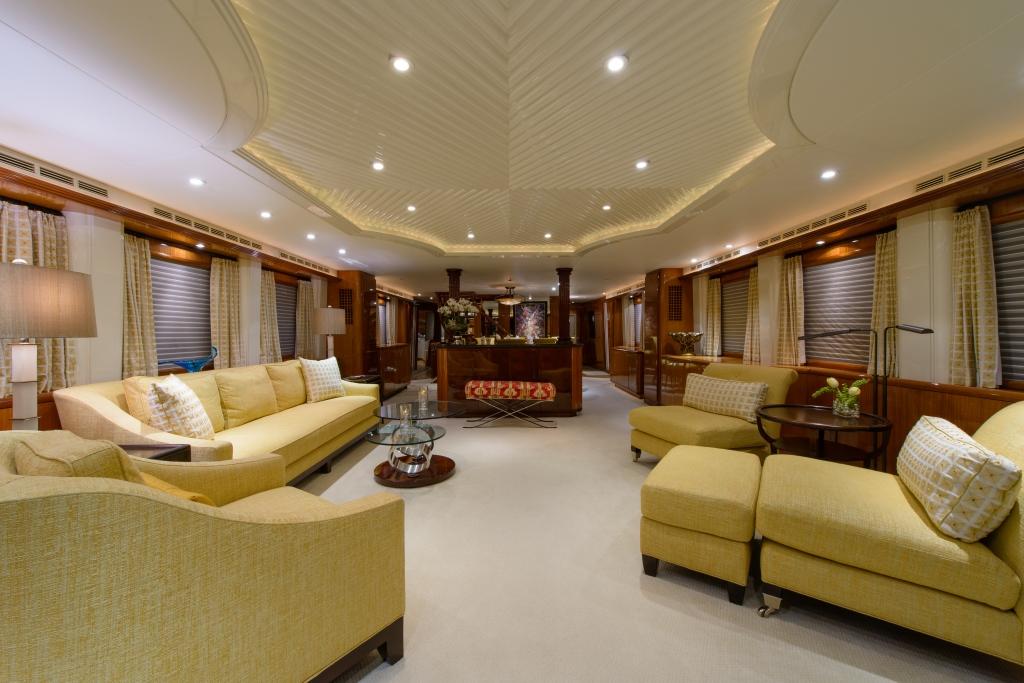 Yacht EASY RIDER - Main Salon