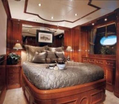 Yacht ENCHANTRESS -  Double Cabin