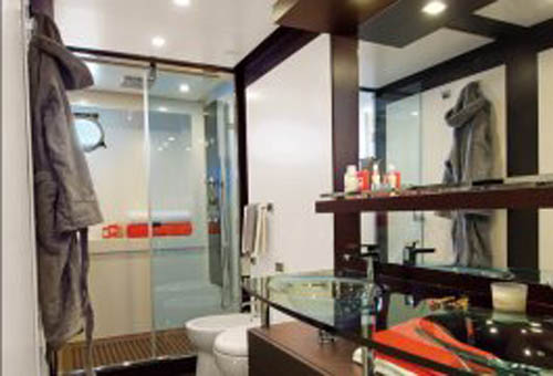 Yacht GISSY -  Guest Ensuite