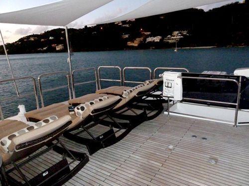 Yacht GO -  Sundeck