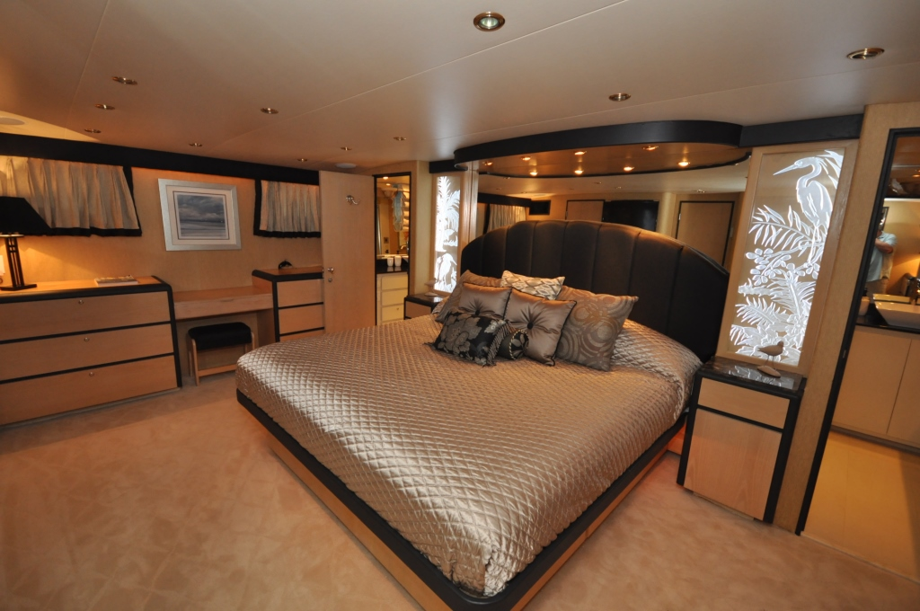 Yacht GOLDEN GIRL - Master Cabin