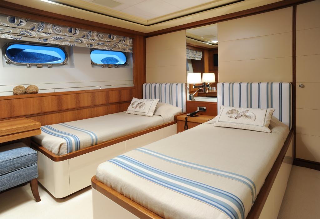 Yacht IDEFIX - Twin Cabin 2
