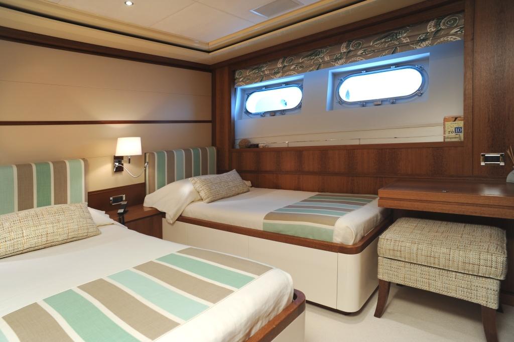 Yacht IDEFIX - Twin Cabin