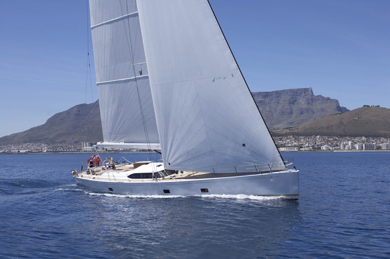 Yacht ILLUSION OF THE ISLES - Sailing -