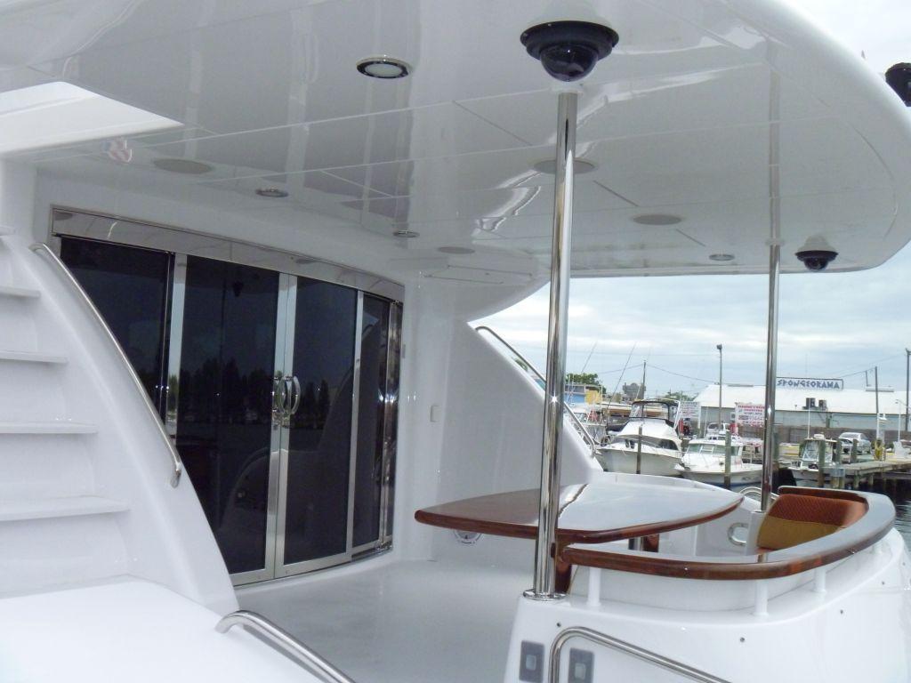 Yacht ISLAND COWBOY -  Aft Deck