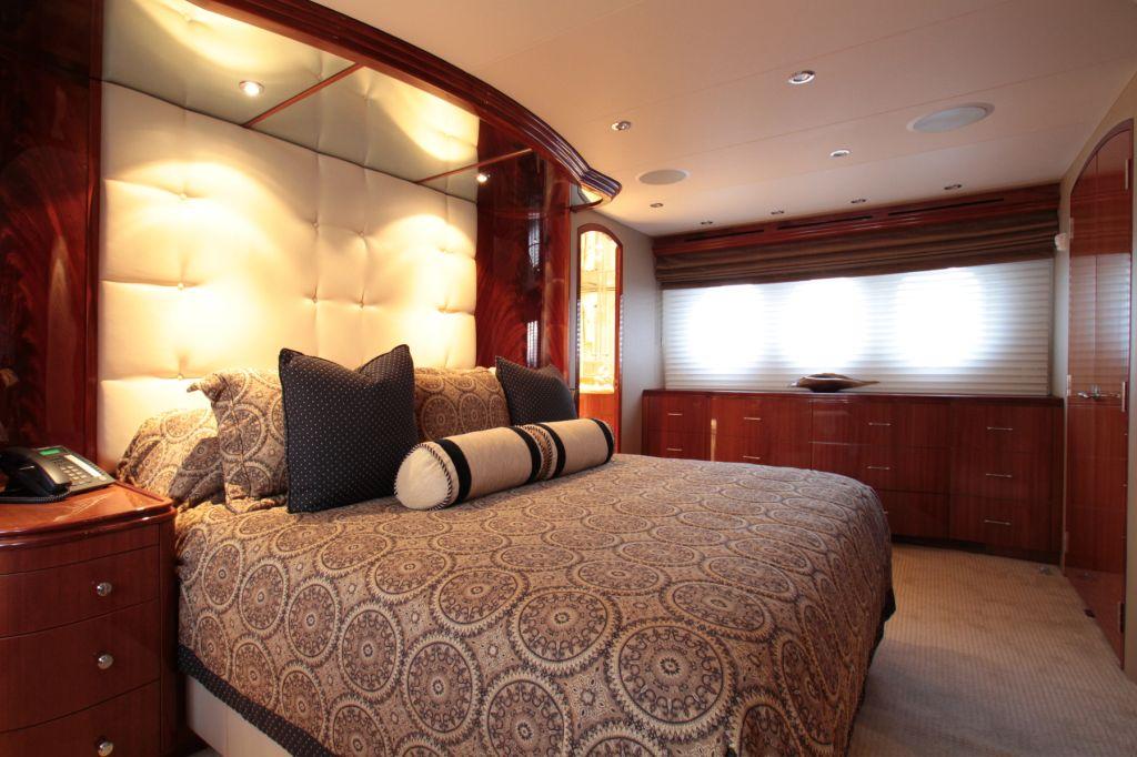 Yacht ISLAND COWBOY -  Master Cabin