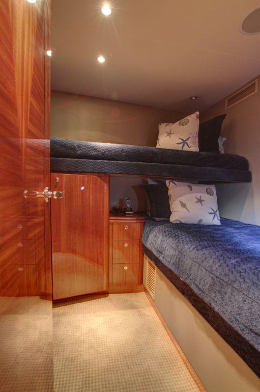 Yacht ISLAND COWBOY -  Twin Cabin