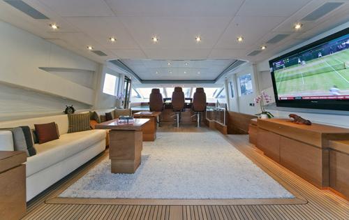 Yacht Irina Esc -  Salon 5