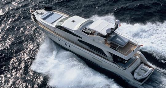 Yacht JINA 1 -  Main