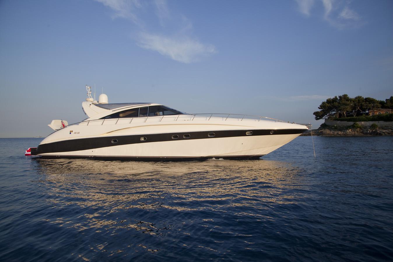 Yacht KOKAB -  Profile