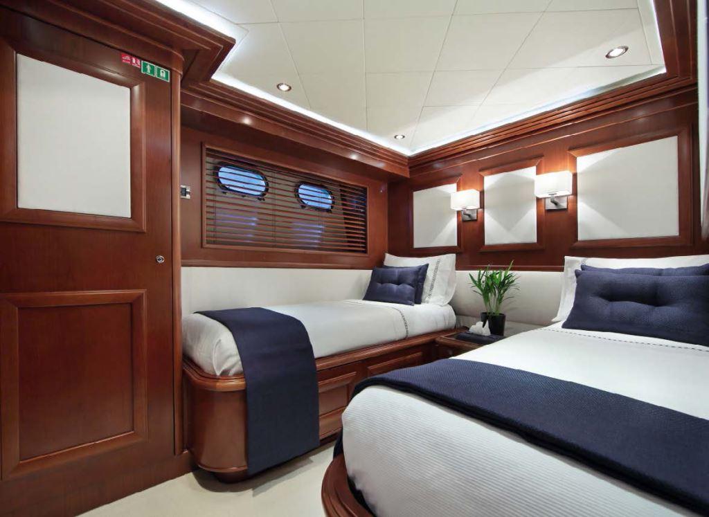 Yacht LADY SOUL -  Twin Cabin 2