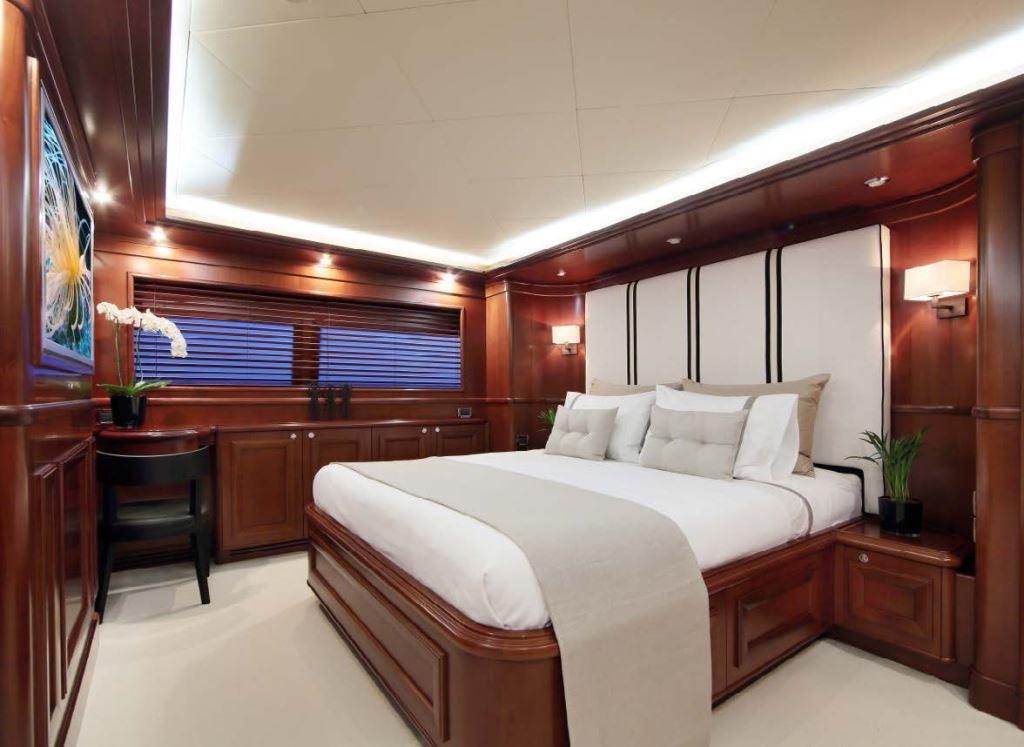 Yacht LADY SOUL -  VIP Cabin