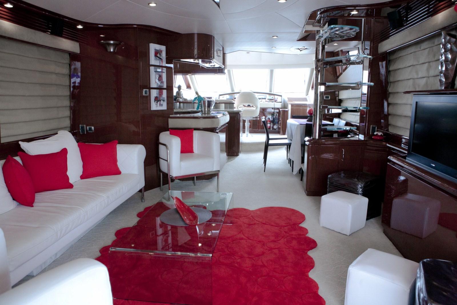 Yacht LUDI -  Salon