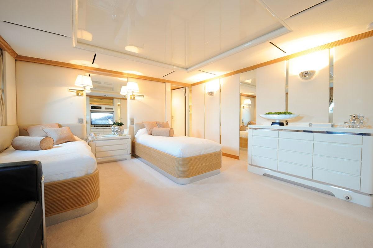 Yacht MAGNA GRECIA   Twin Cabin