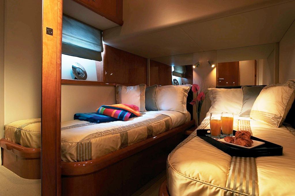 Yacht MALBEC -  Twin Cabin