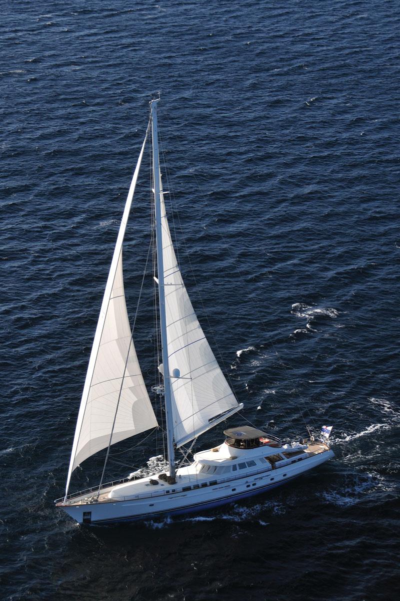 Yacht MARFLOW - Cruising
