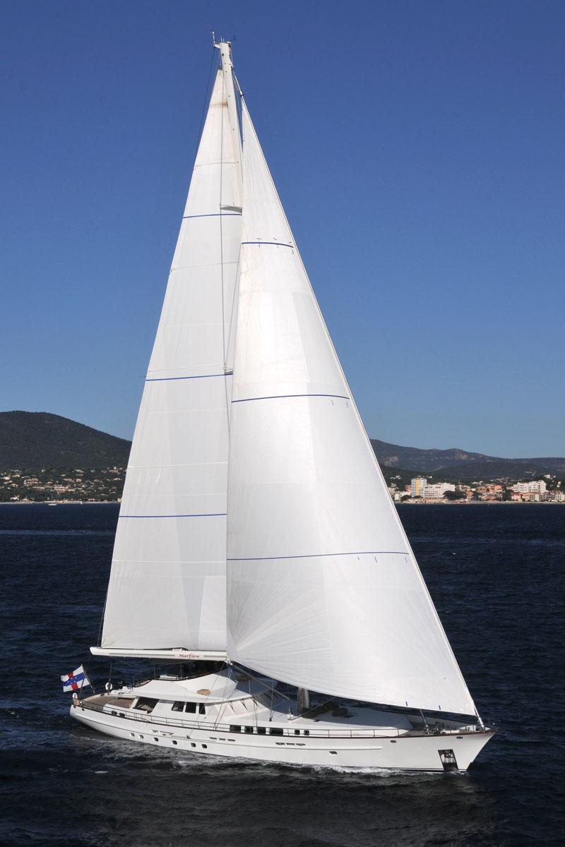 Yacht MARFLOW - Profile