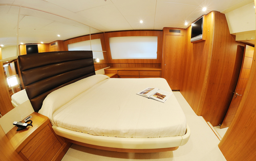 Yacht MARY FOR EVER -  VIP Cabin