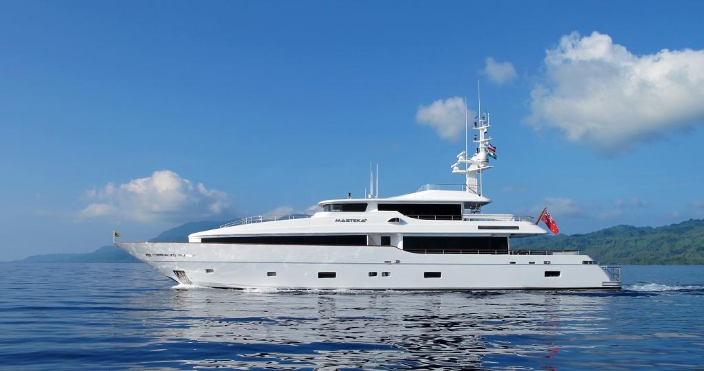 Yacht MASTEKA 2 -  Profile
