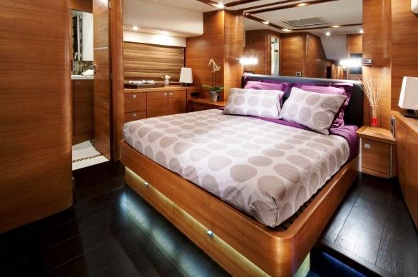 Yacht MAYAMA -  VIP Cabin
