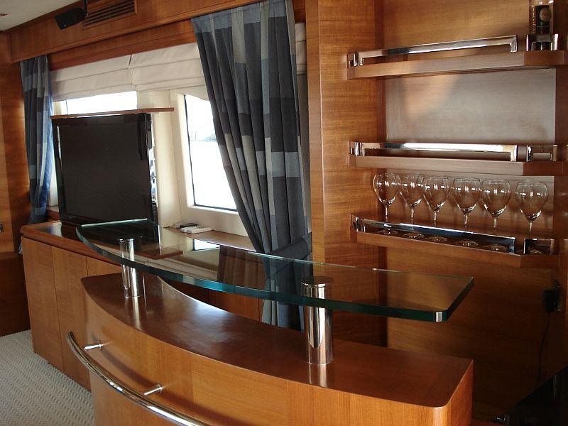 Yacht MERVE - Bar