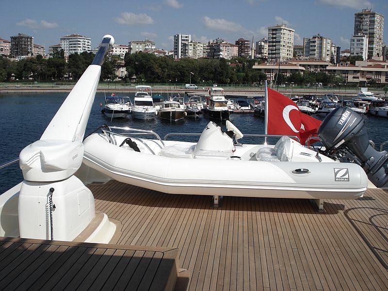 Yacht MERVE - Tender