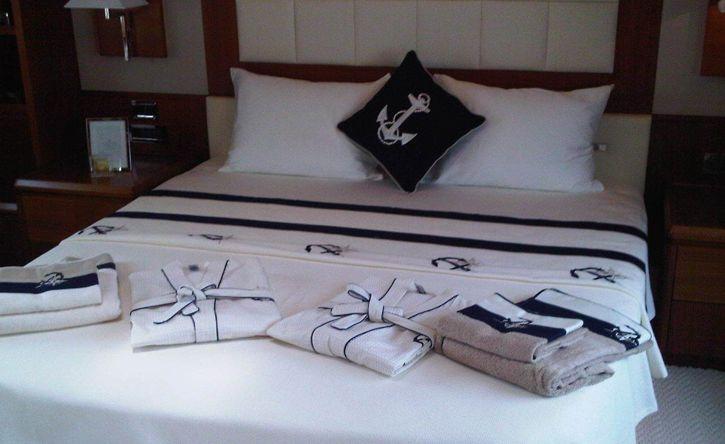 Yacht MERVE - VIP Cabin