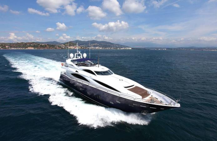 Yacht MOLIVER -  Cruising