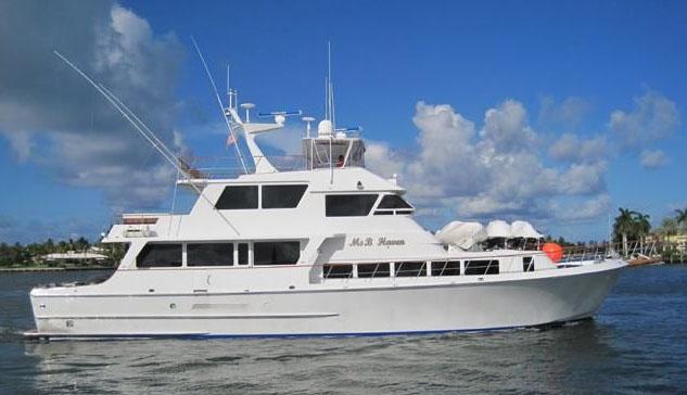 Yacht MS B HAVEN - Main
