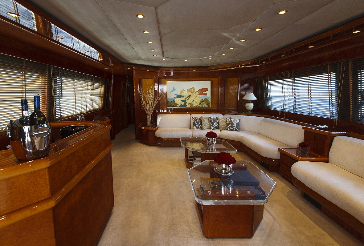 Yacht MY WAY - Salon 2