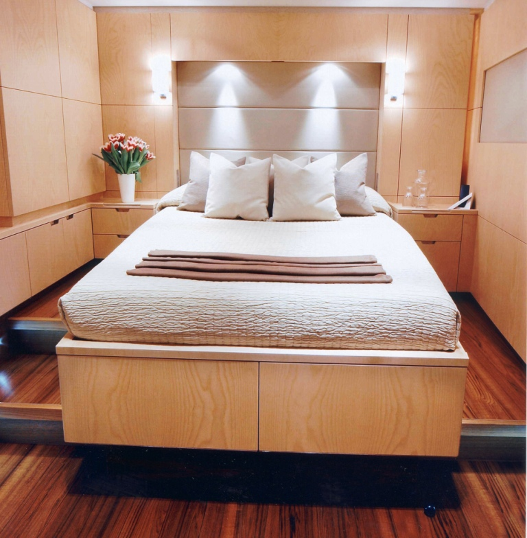 Yacht NELSON - Guest Stateroom
