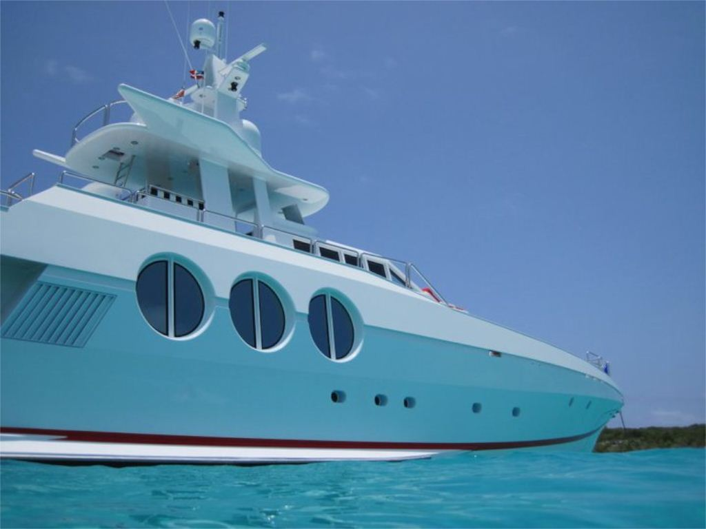 Yacht NEVER SAY NEVER -  On Charter