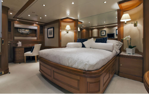 Yacht NEW STAR -  VIP Cabin