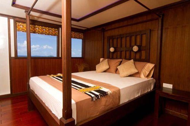 Yacht OCEAN SAPPHIRE -  Double Cabin Top Deck