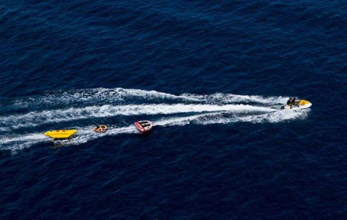 Yacht OCEAN SAPPHIRE -  Water Sport Toys