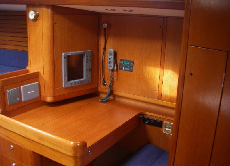 Yacht OLIVIA LEE -  Navigation Station