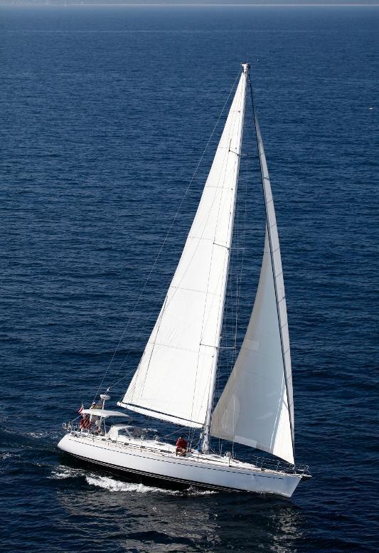 Yacht OLIVIA LEE -  Sailing 3