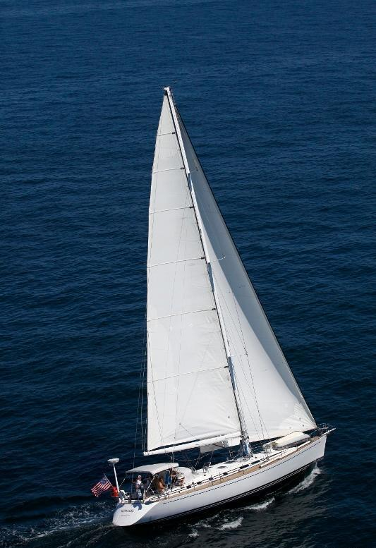 Yacht OLIVIA LEE -  Sailing 4