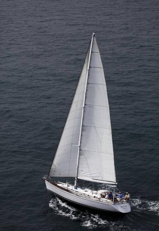 Yacht OLIVIA LEE -  Sailing