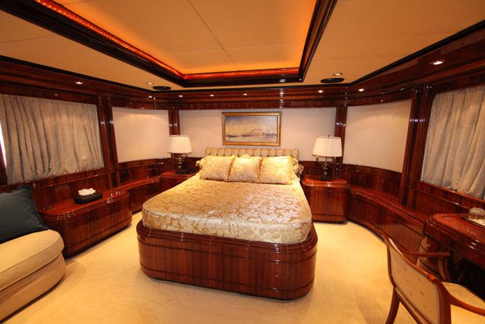 Yacht OPARI -  VIP Cabin