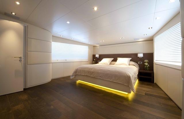 Yacht PALM B -  Master Cabin